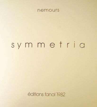 Libro Illustrato Nemours - Symmetria