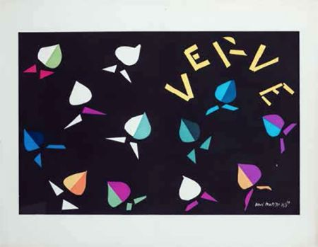 Litografia Matisse -