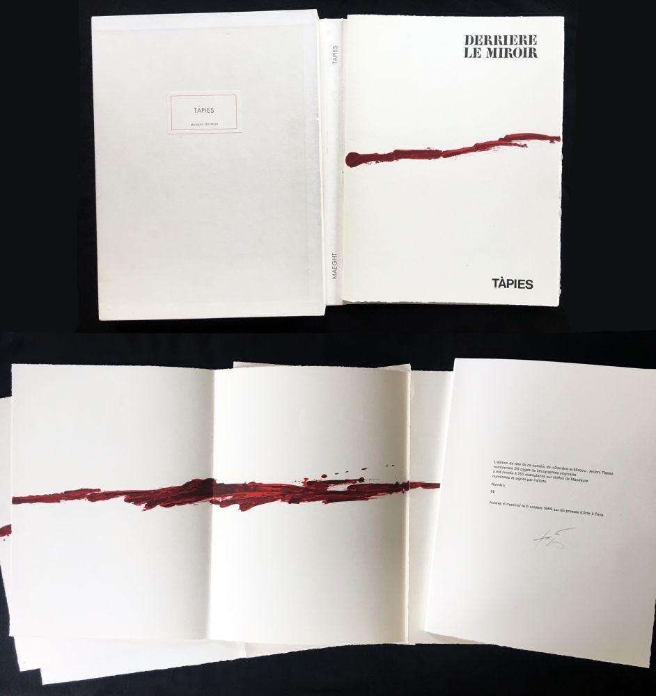Libro Illustrato Tàpies - TÀPIES & Joan BROSSA :