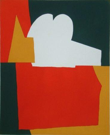 Pochoir Poliakoff - Témoignages pour l'art abstrait