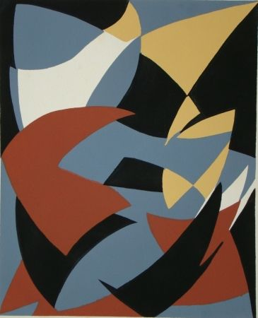 Pochoir Reth - Témoignages pour l'art abstrait