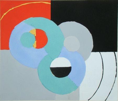 Pochoir Delaunay - Témoignages pour l'art abstrait
