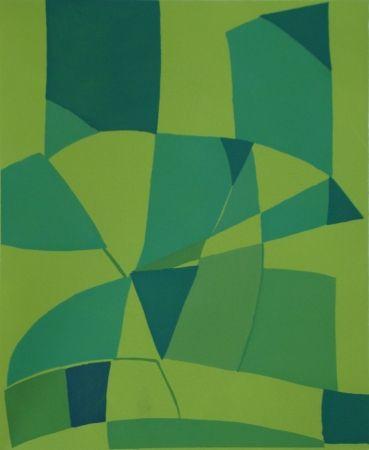 Pochoir Dias - Témoignages pour l'art abstrait