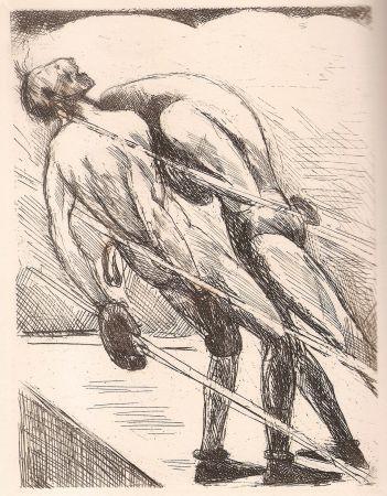 Libro Illustrato De Segonzac - Tableau de la boxe
