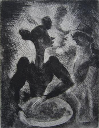 Libro Illustrato Goerg - Tableaux contemporains: Tableau des Courses, de la Boxe, de la Vénérie, de l'Amour Vénal, des Grands Magasins, de la Mode, de l'Au-Delà, du Palais, de la Bourgeoisie.
