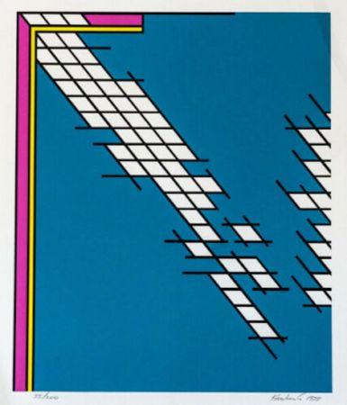 Serigrafia Krushenick - Tailgate