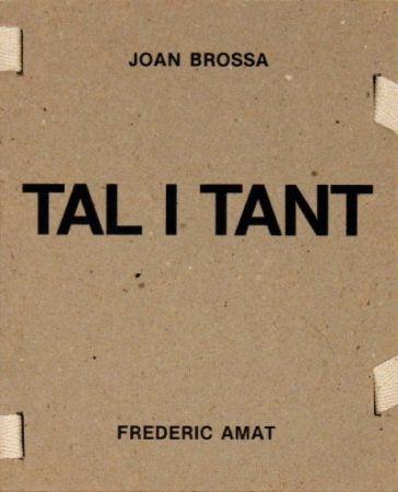 Libro Illustrato Brossa -  Tal i tant