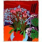 Serigrafia Mclean - Tall Dutch Tulips