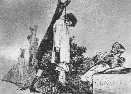 Acquaforte Goya - Tampoco