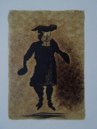 Litografia Braque - Tartuffe