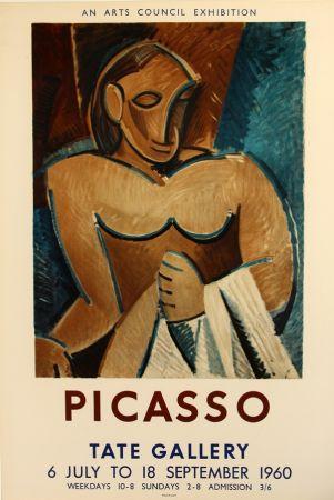 Litografia Picasso - Tate Gallery