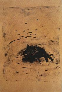 Litografia Barcelo - Taureau