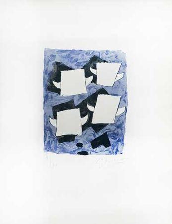 Litografia Braque - Taureaux ailés