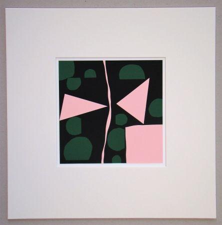Serigrafia Mortensen - Tavignano - 1964