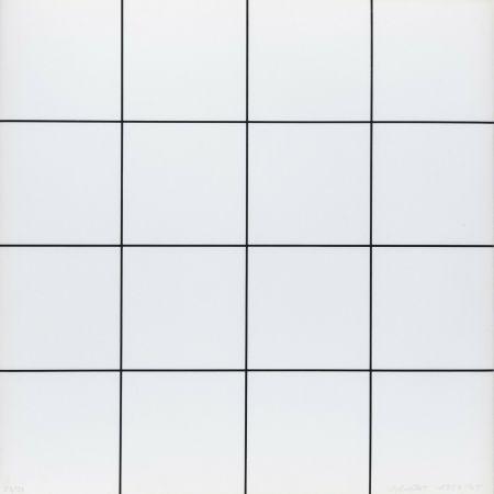 Serigrafia Morellet - Tavola 2