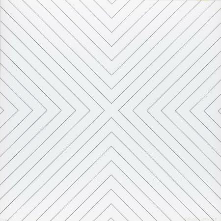 Serigrafia Morellet - Tavola 5