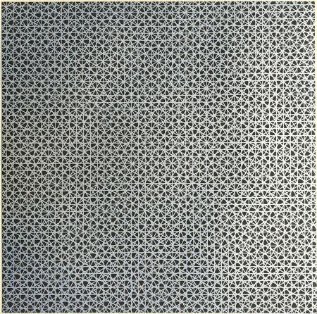 Serigrafia Morellet - Tavola 8