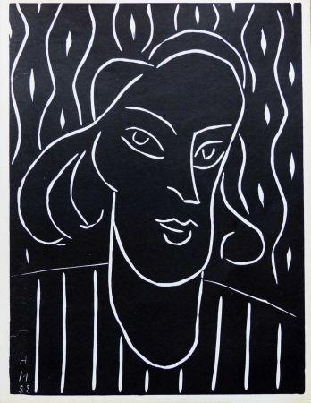 Linoincisione Matisse - TEENY