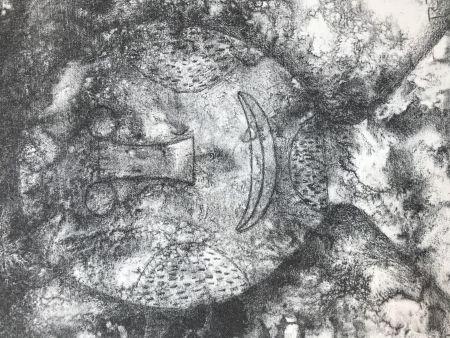 Litografia Tamayo - TETE