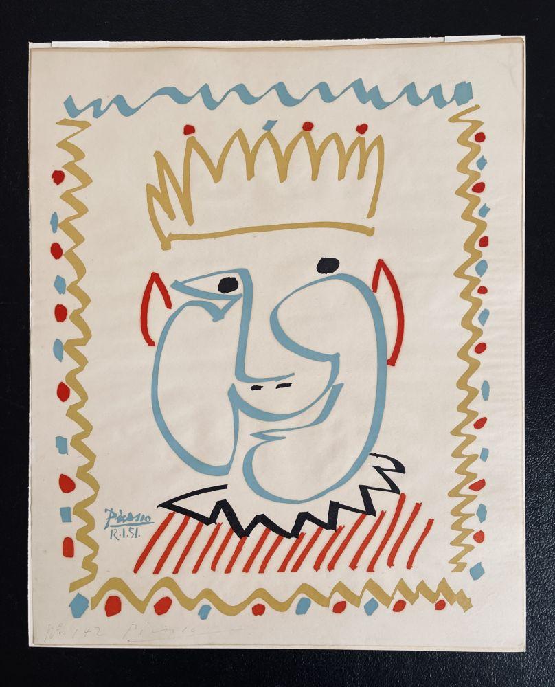 Non Tecnico Picasso - Tete de Roi (Le Carnaval de Nice)