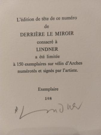 Libro Illustrato Lindner - Tete DLM 226