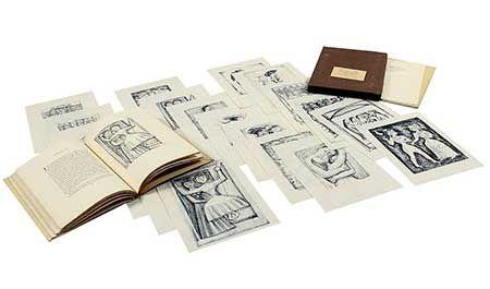 Libro Illustrato Campigli - Thésée
