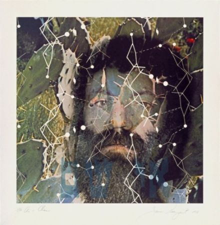 Litografia Rosenquist - The
