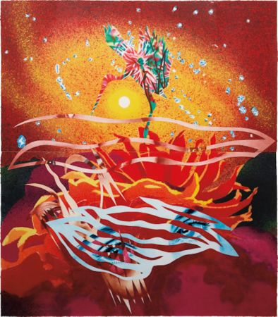 Non Tecnico Rosenquist - The Bird of Paradise Approaches the Hot Water Planet, from Welcome to the Water Planet Series
