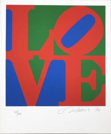 Serigrafia Indiana - The Book of Love 7