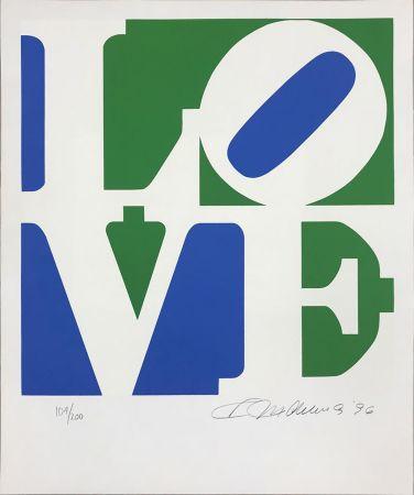 Serigrafia Indiana - The Book of Love 8