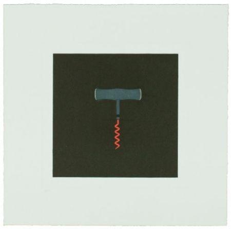 Incisione Craig-Martin - The Catalan Suite I - Corkscrew