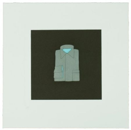 Incisione Craig-Martin - The Catalan Suite I - Shirt