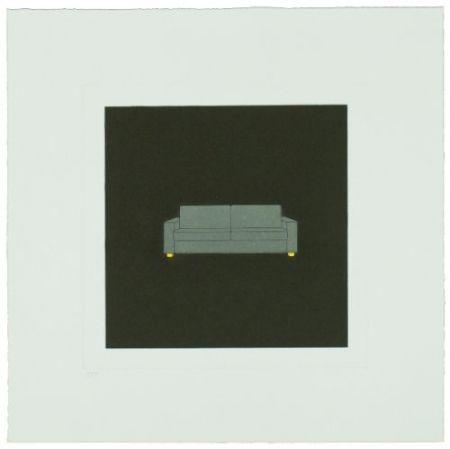 Incisione Craig-Martin - The Catalan Suite I - Sofa
