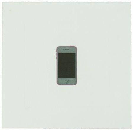Incisione Craig-Martin - The Catalan Suite II - iPhone