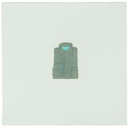 Incisione Craig-Martin - The Catalan Suite II - Shirt