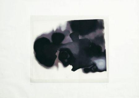 Acquatinta Pasmore - The cloud