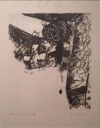 Litografia Dine - The Crash #4