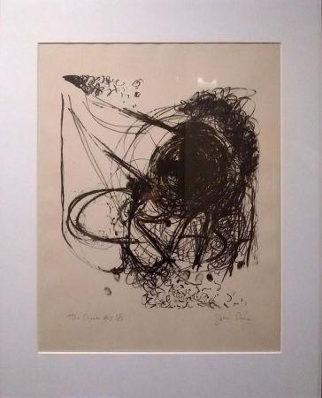 Litografia Dine - The Crash #5