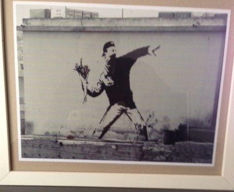 Fotografie Banksy -