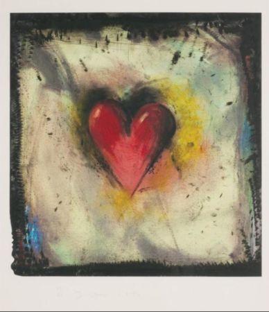 Acquaforte E Acquatinta Dine - The Hand-Colored Viennese Heart IV