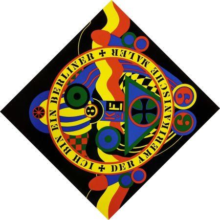 Serigrafia Indiana - THE HARTLEY ELEGIES - KvF IX