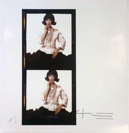 Fotografie Stern - THE LAST SITTING: MARILYN MONROE IN JACKIE WIG