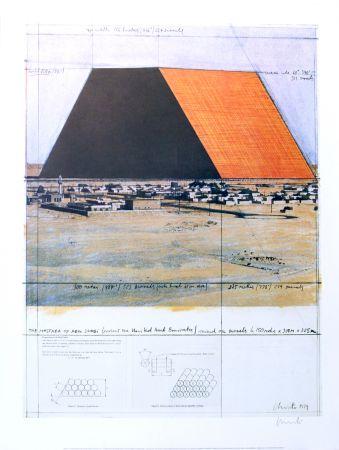 Non Tecnico Christo - THE MASTABA OF ABU DHABI