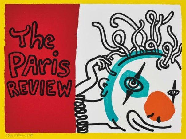 Serigrafia Haring - The Paris Review