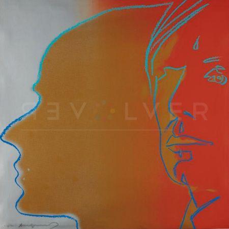 Serigrafia Warhol - The Shadow (Fs Ii.267)