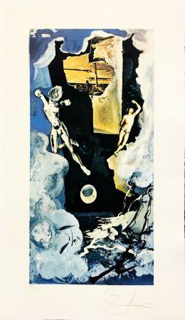 Litografia Dali - THE TOWER