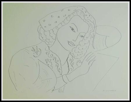 Litografia Matisse - THEMES & VARIATIONS III