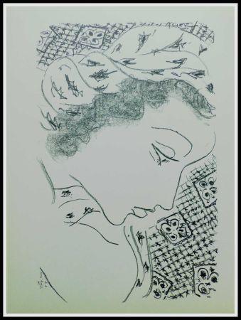 Litografia Matisse - THEMES & VARIATIONS IX