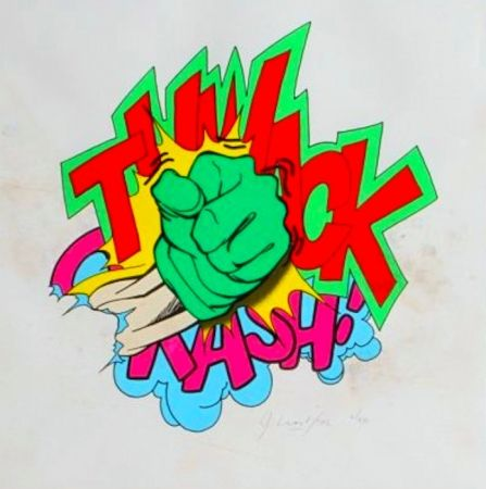 Litografia Matos - Thwack