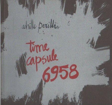 Libro Illustrato Perilli - Time capsule 6958